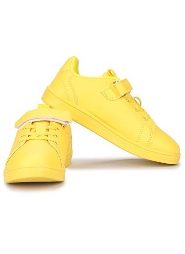 Kiko Kids Spor Ayakkabı Sarı